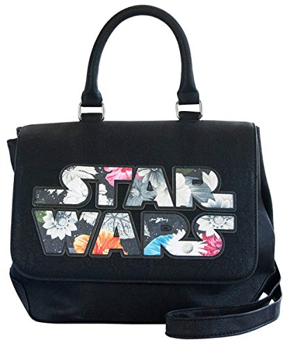 loungefly-womens-star-wars-floral-applique-logo-crossbody-black