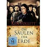 """Die S�ulen der Erde [4 DVDs]von """"Ian McShane"""""""