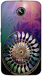 Timpax protective Armor Hard Bumper Back Case Cover. Multicolor printed on 3 Dimensional case with latest & finest graphic design art. Compatible with only Google Nexus-6. Design No :TDZ-21165
