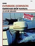 Clymer - J/E 1.5 125Hp 56 72 Manual