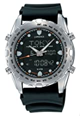 J Springs Bam003 Anadigi Mens Watch