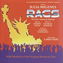 Rags, A New American Musical Cast Recording
