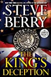 The Kings Deception: A Novel (Random House Large Print)