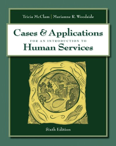 introduction to human services Rent textbook introduction to human services through the eyes of practice settings by martin, michelle e - 9780205848058 price: $1780.