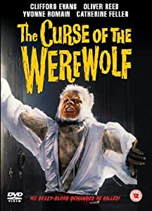 The Curse of the Werewolf [DVD]