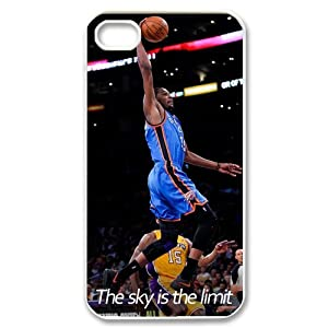 NBA Kevin Durant Best Iphone 4/4s Case, Top Design Iphone 4/4s Durant Cover 2a251