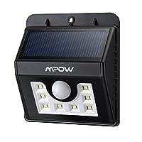 Mpow Solarleuchte 8 LED
