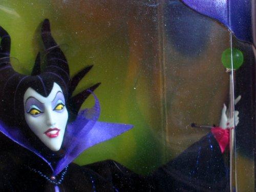 Christmas Jewelry Disney Maleficent Barbie Doll 40th