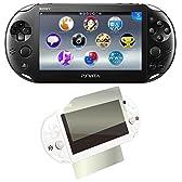 PlayStation Vita Wi-Fiモデル ブラック (PCH-2000ZA11) 【Amazon.co.jp限定】特典CYBER液晶&背面タッチパッド 保護フィルム (指紋防止タイプ)付