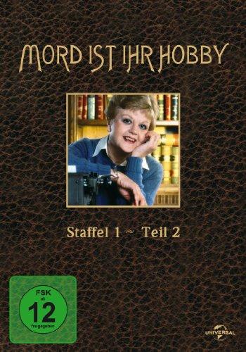 Mord ist ihr Hobby - Staffel 1.2 [3 DVDs]