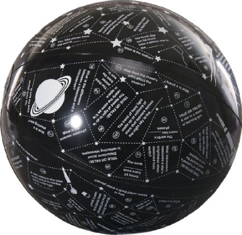 "American Educational Vinyl Clever Catch Astronomy Ball, 24"" Diameter"