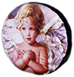 WHEEL COVER WHEELCOVER SPARE TYRE TIRE 4X4 ANGEL BOY FOR ALL SIZES