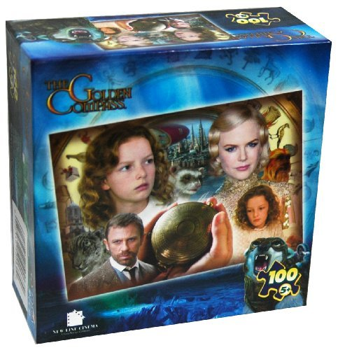 The Golden Compass 100 Piece Puzzle - 1