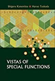 img - for Vistas of Special Functions by Shigeru Kanemitsu (2007-08-15) book / textbook / text book