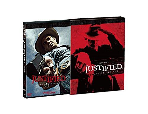 JUSTIFIED 俺の正義 シーズン2 コンプリートDVD-BOX[DVD]