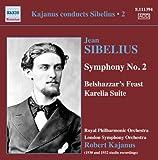 Sibelius : Symphonie n° 2