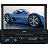 Boss Audio BV9965I DVD Player with Single-DIN 7-Inch Touchscreen TFT Monitor and AM/FM Receiver