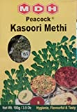 Peacock Kasoori Methi(dried Fenugreek Leaves) 3.5 Oz