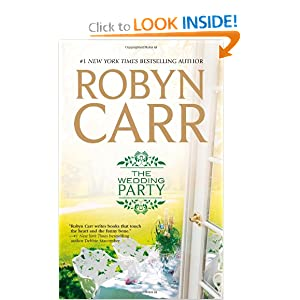 The Wedding Party (Thorndike Press Large Print Superior Collection) Robyn Carr