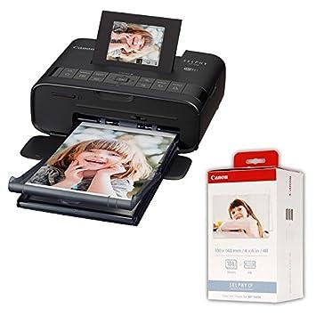 CANON Imprimante SELPHY CP1200 NOIR GARANTIE 2 ANS + KP108