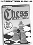 MacSoft Chess for MacIntosh 3.5 Floppy Disk