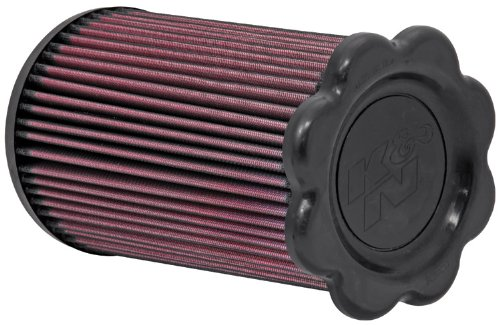 K&N E-1990 High Performance Replacement Air Filter front-602995