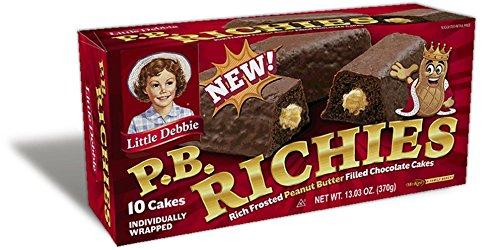 little-debbie-snack-cakes-p-b-richies