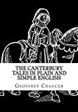 Image of The Canterbury Tales In Plain and Simple English (Bookcaps Study Guides)