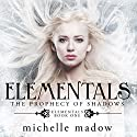 The Prophecy of Shadows: Elementals, Book 1 Hörbuch von Michelle Madow Gesprochen von: Caitlin Kelly