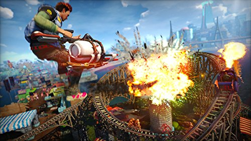 Sunset Overdrive  galerija