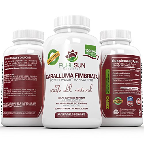 Pure Natural Caralluma Lose Weight Tips