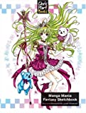 img - for Manga Mania: Fantasy Sketchbook book / textbook / text book
