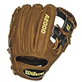 Wilson A2000 1786 11.5 Infield Baseball Glove (Right Hand Throw) by Wilson