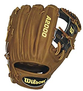 "Wilson A2000 1786 11.5"" Infield Baseball Glove (Right Hand Throw)"
