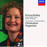 Emma Kirkby sings Handel, Arne, Haydn & Mozart (2 CDs)