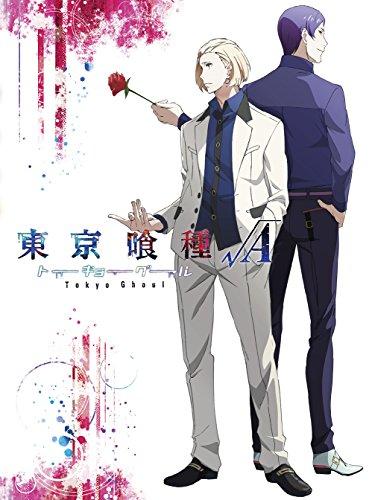 東京喰種トーキョーグール√A 【Blu-ray】 Vol.2 「イベント優先販売申込券・特製CD同梱」