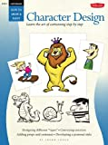 Cartooning: Character Design (HT291) (How to Draw & Paint)