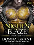 img - for Night's Blaze (Dark Kings) book / textbook / text book