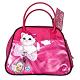 Thermos Novelty Purse Lunch Box Kit Barbie with Kitten