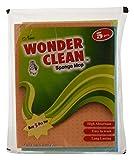 #4: Wonder Clean Polyester Cleaning Sponge Mop Set (Multi-Color, 5-Piece)