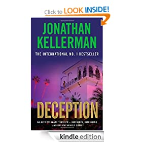 Deception: Alex Delaware 25
