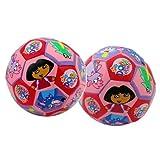 Dora The Explorer Soft 4 Inch Ball (Set Of 2)