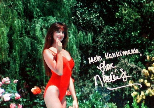 NICOLETTE SCORSESE Autographed/Signed Christmas Vacation 8×10 ...