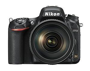Nikon D750 FX-format Digital SLR Camera w/ 24-120mm f/4G ED VR AF-S NIKKOR Lens
