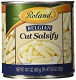 Roland Foods Belgian Cut Salsify, 14.11 Ounce (Pack of 6)