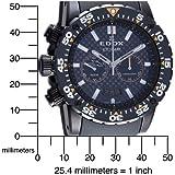 Edox Men's 10301 37N NOR Chronograph Ice Shark Limited Edition Class-1 Watch
