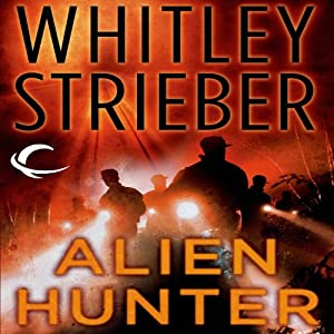 Alien Hunter Audiobook
