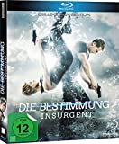 DVD Cover 'Die Bestimmung - Insurgent [Deluxe Fan Edition] [Blu-ray]