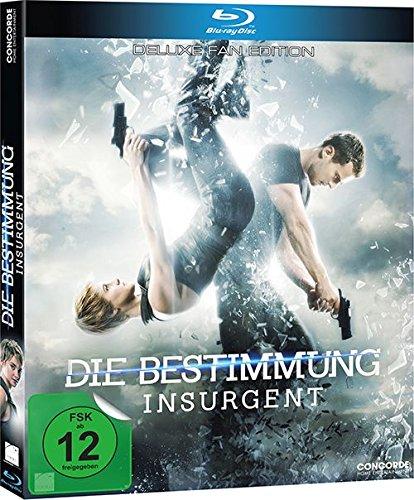 Die Bestimmung - Insurgent [Deluxe Fan Edition] [Blu-ray]