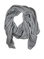Tamaris Accessories GmbH Fular (Blanco / Negro)